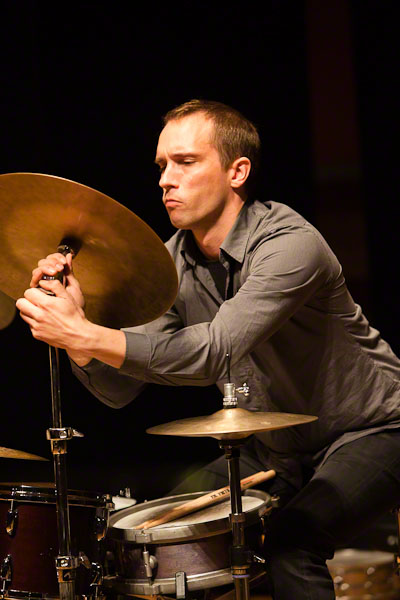Russ's pic of the week: Paal Nilssen-Love – thejazzbreakfast