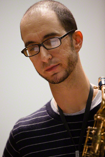 Russ's pic of the week: Steve Lehman – thejazzbreakfast