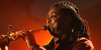 Courtney Pine (Photo © John Watson/jazzcamera.co.uk)