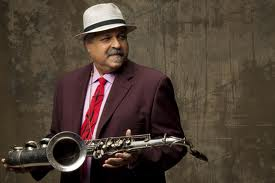 Joe Lovano - part of The Spring Quartet