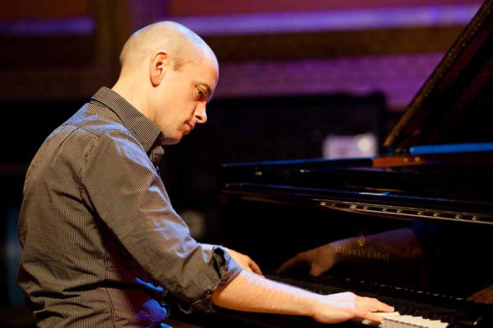 Tord Gustavsen in Birmingham in 2012, one of the many excellent photographs taken by the late Russ Escritt.