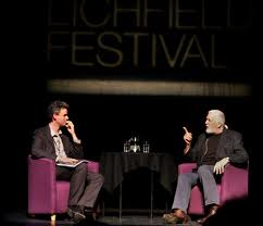 Richard Hawley in conversation with Jon Lord at the Lichfield Festival