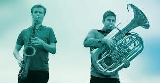Marius Neset and Daniel Herskedal