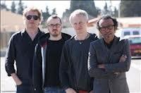 Nils Petter Molvaer, Jim Watson, Tore Brunborg and Manu Katché