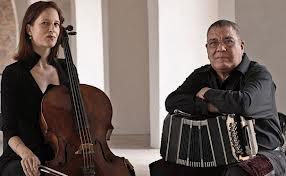 Anja Lechner and Dino Saluzzi.