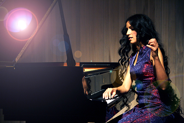 Zoe Rahman - headlining the first Beat City Jazz Festival
