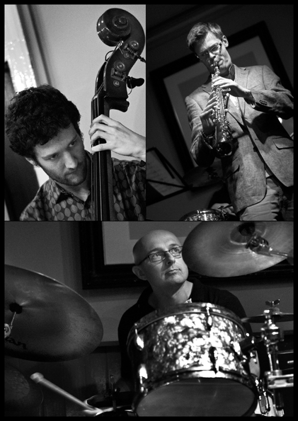 Partikel at The Red Lion last night (Picture © Garry Corbett)