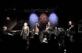 The Printmakers at Ronnie Scott's in London