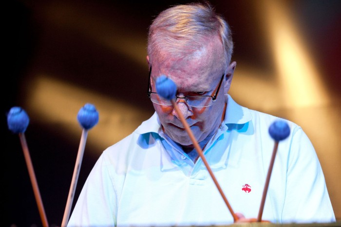 Gary Burton. Photo © John Watson/jazzcamera.co.uk – for John's Cheltenham gallery click on the picture.