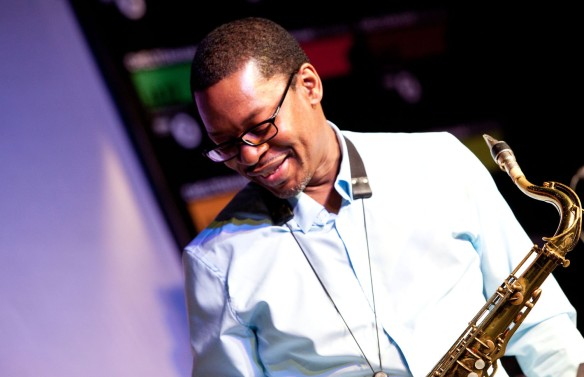 Ravi Coltrane. Photo © John Watson/jazzcamera.co.uk – for John's Cheltenham gallery click on the picture.