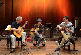 Ralph Towner, Wolfgang Muthspiel and Slava Grigoryan