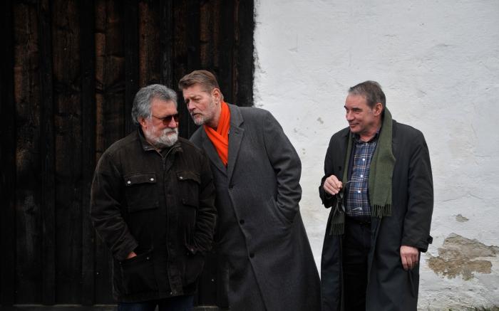 "The Schlippenbach Trio (Photo"" Caroline Forbes)"