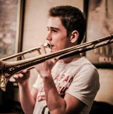Tom Dunnett - his Quintet is at The Spotted Dog on Tuesday.