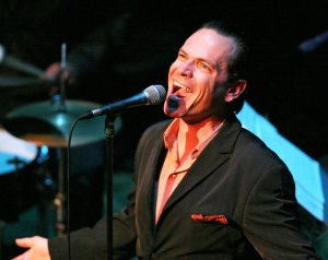 Kurt Elling - Saturday in Cheltenham Town Hall.