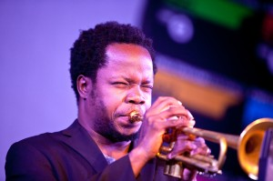 Ambrose Akinmusire (Photo © John Watson/jazzcamera.co.uk)