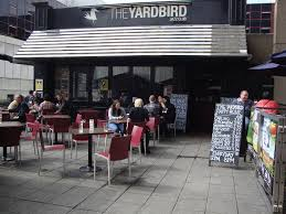 The Yardbird - Steve will be playing there later this month.