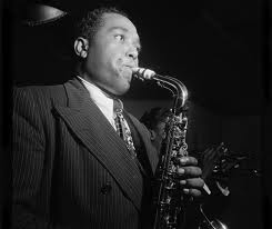 Charlie Parker - playing, not shooting