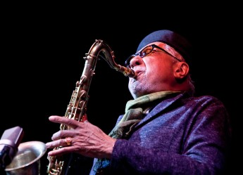 Charles Lloyd in Belgrade (Photo © John Watson/jazzcamera.co.uk)