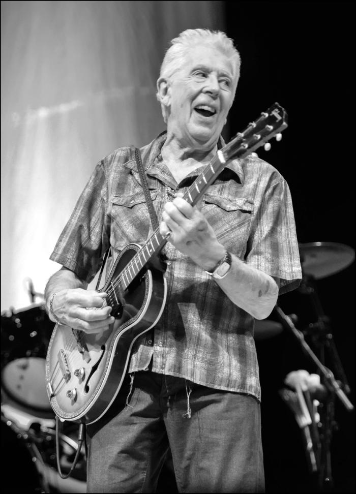 John Mayall (Photo © Garry Corbett)