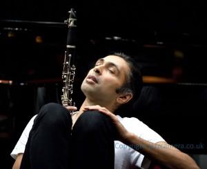 Arun Ghosh (Photo © John Watson/jazzcamera.co.uk)