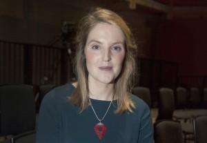 Panelist Lauren Kinsella