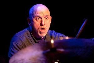 Adam Nussbaum (Photo © John Watson/jazzcamera.co.uk)