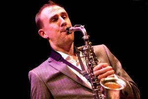 Mike Fletcher (Photo ©  John Watson/jazzcamera.co.uk)