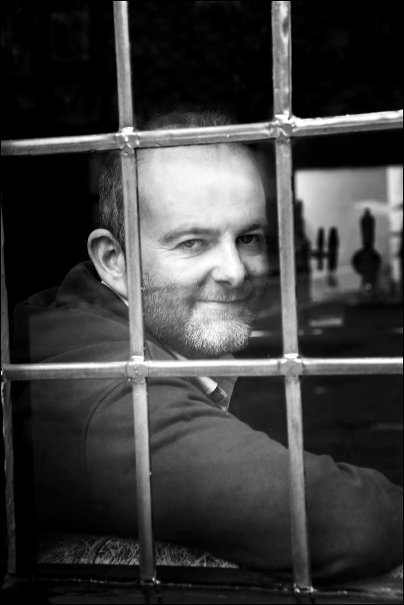 Steve Tromans (c) Garry Corbett