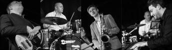 The Keiron Garret Quartet (Photo © Garry Corbett)