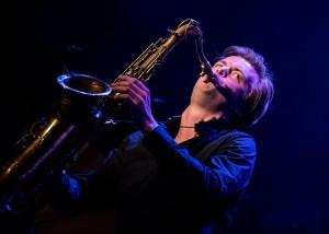 Marius Neset (Photo © John Watson)