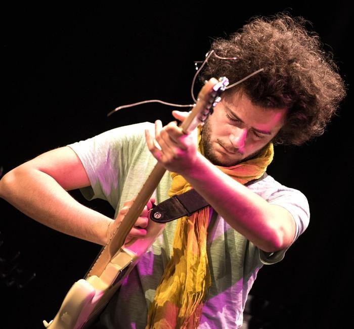 Julien Desprez (Photo © John Watson/jazzcamera.co.uk)