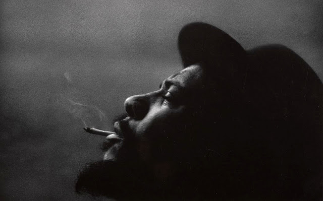 Thelonious Monk from the Jazz Loft Project (Photo © The Heirs of W. Eugene Smith)