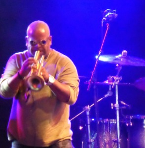Terence Blanchard at Love Supreme (Photo © John L Walters)