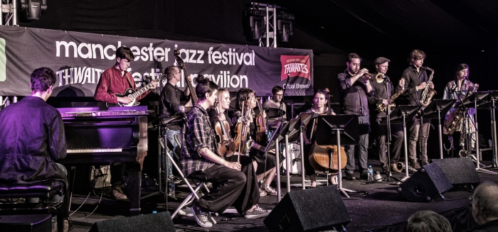 A Moveable Feast at Manchester Jazz Festival (Photo © Phil Portus)