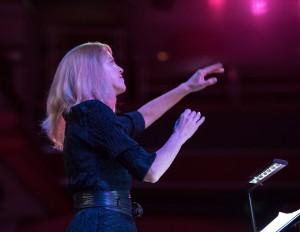 Maria Schneider (Photo © John Watson/jazzcamera.co.uk)