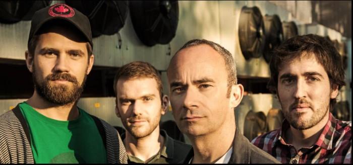 Julian Arguelles' Quartet - to be expanded for #4Jazz.