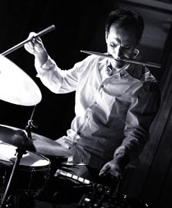Thomas Strønen (Photo © John Watson/jazzcamera.co.uk)