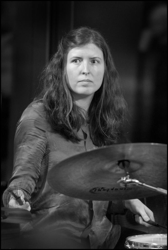 Lydia Glanville Quartet jbreak