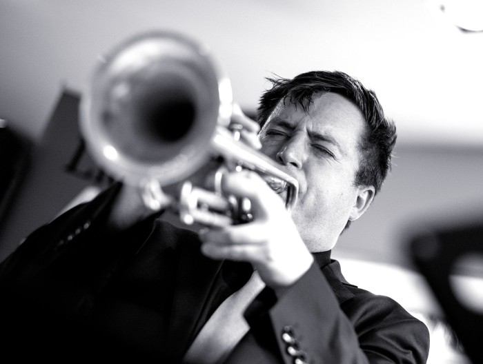 Nick Dewhurst (Photo © John Watson/jazzcamera.co.uk)