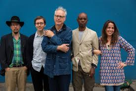 Bill Frisell and band