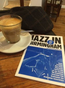 All you need to plan your live jazz life - a coffee and Jazz In Birmingham
