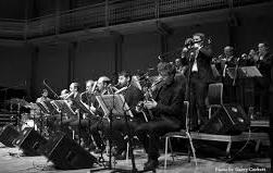 The Mike Fletcher Jazz Orchestra (Photo © Garry Corbett)