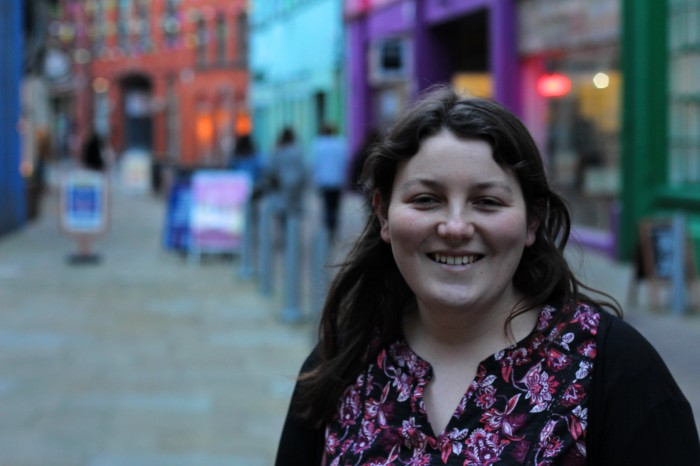 Rosie Clements, artistic director of Frontiers Festival 2016