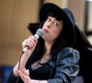 Aisling Iris (Photo © John Watson/jazzcamera.co.uk)