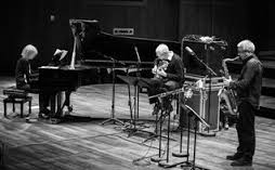 Carla Bley, Steve Swallow and Andy Sheppard