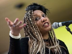 Juliet Kelly (Photo © John Watson/jazzcamera.co.uk)