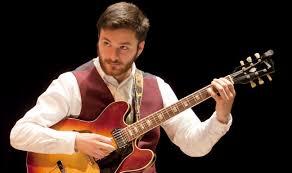 Rob Luft, this year's Kenny Wheeler Jazz Prize winner.