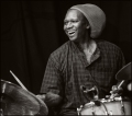 Hamid Drake (Photo © Garry Corbett)