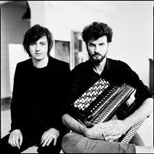 Michael Wollny and Vincent Peirani