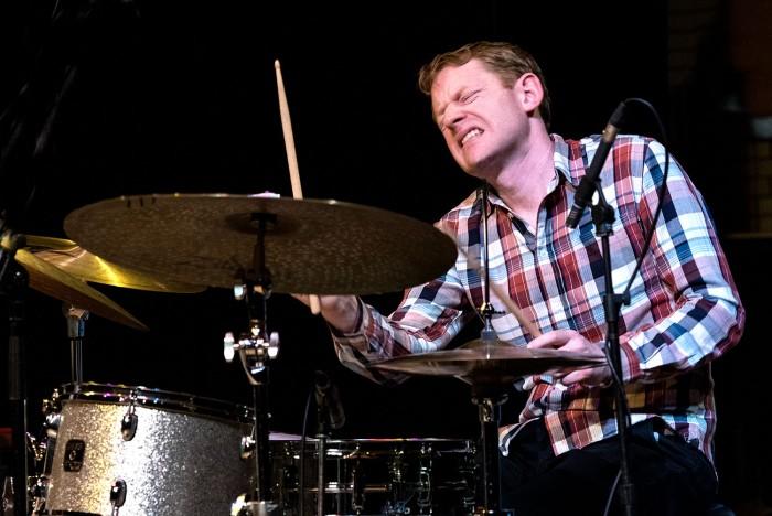 Andrew Bain (Photo © John Watson/jazzcamera.co.uk)